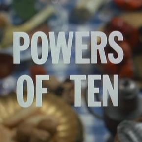 "Eames House and ""Powers of Ten"""