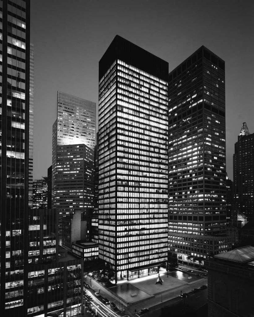 Mies seagram building
