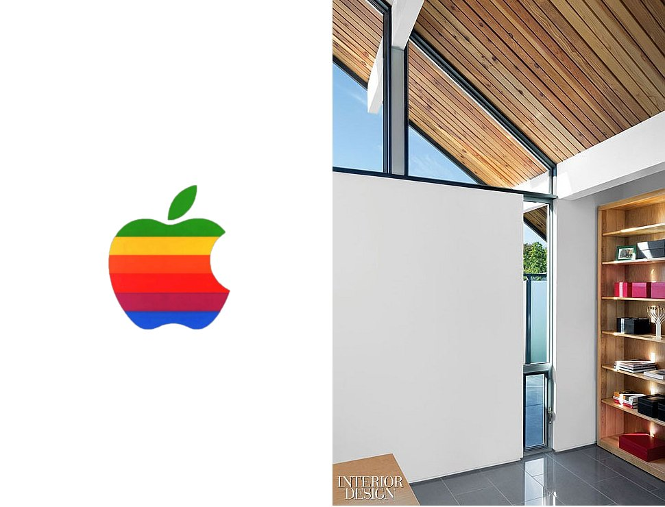 apple and Eichler Homes