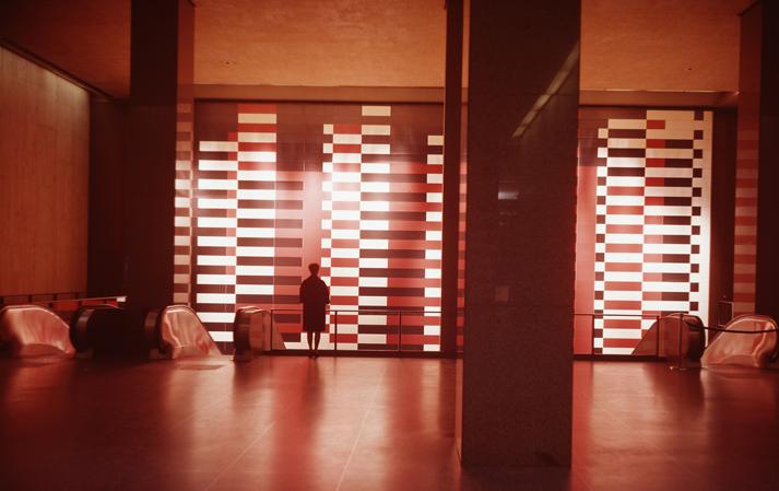 Josef Albers Manhattan, 1963