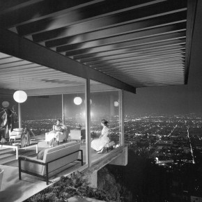 Julius Shulman  -architectural photo as media-