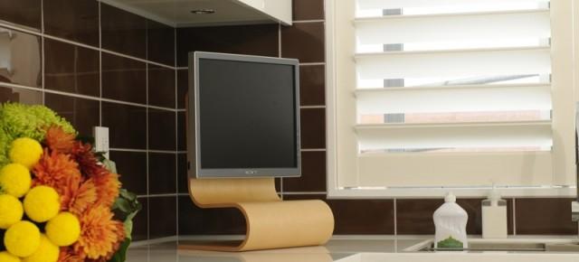 Desktop Stand Wood DSW