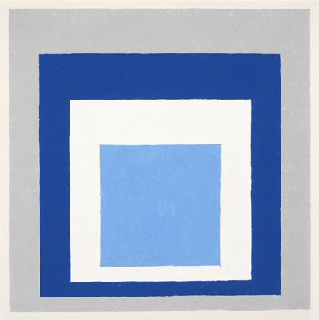 Homage to the Square Joseph Albers 1951