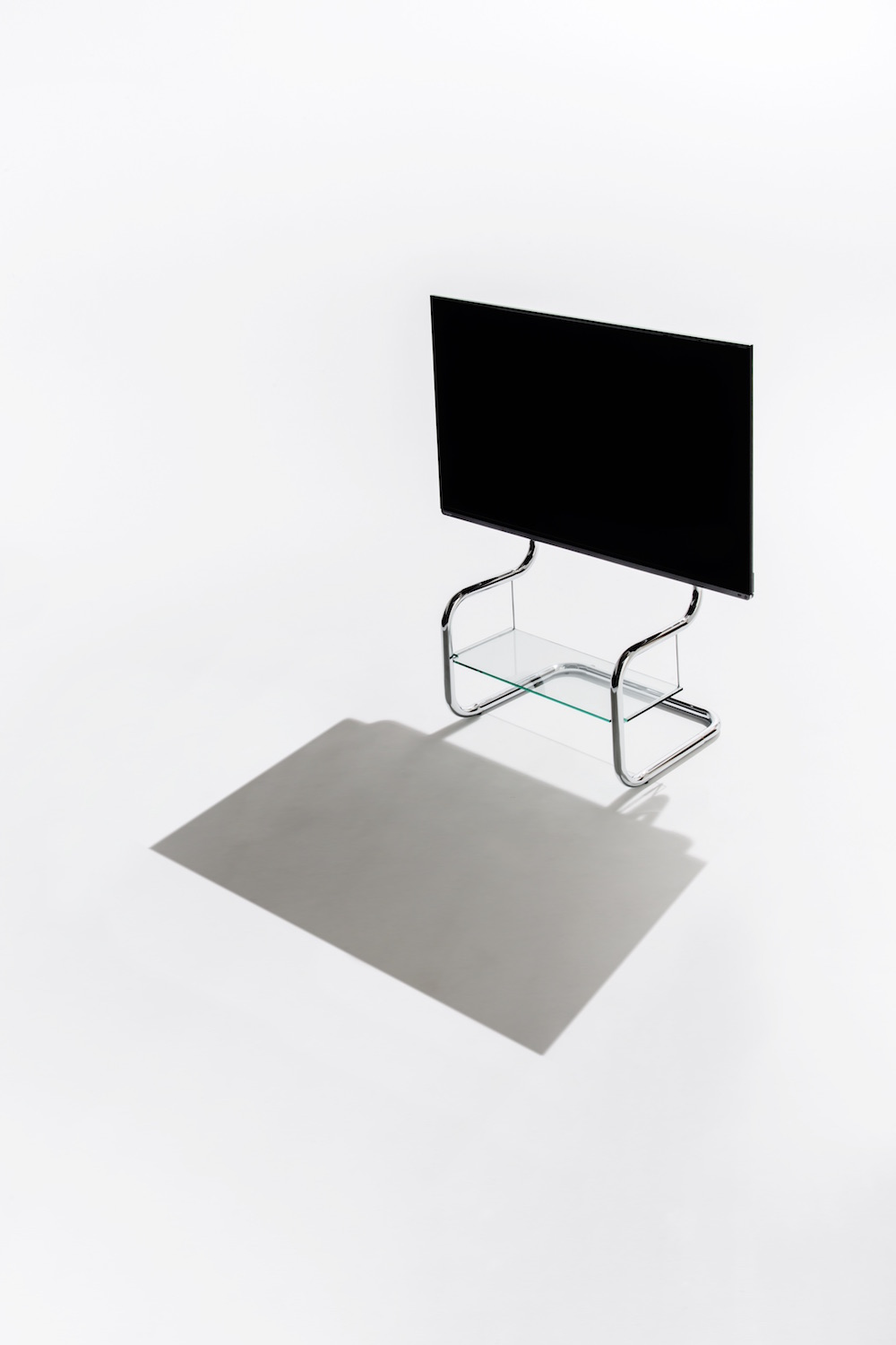 Modern Minimalist Tv Stand With Floating Simple Design