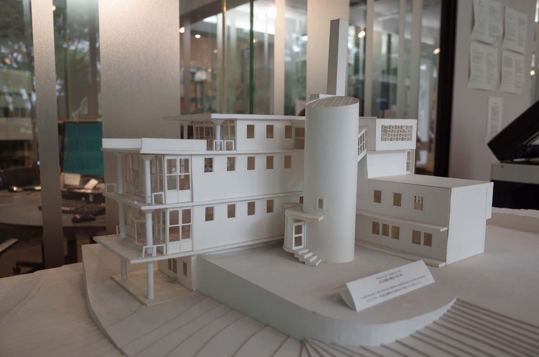 institut francaise tokyo model