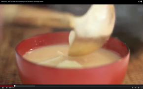 Miso Soup ミソスープ
