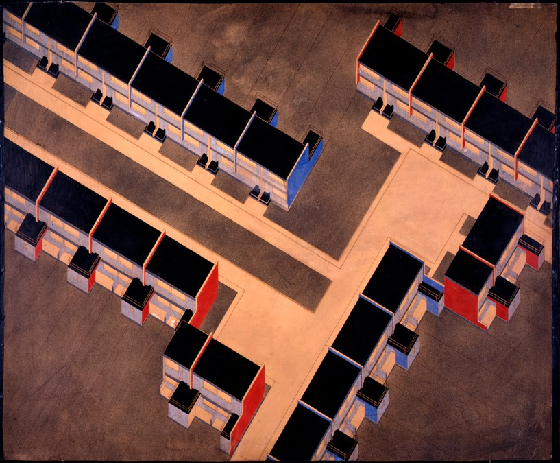 アメリカのバウハウス グロピウス 住宅開発