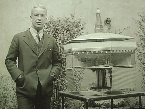 バックミンスター フラー とダイマクシオンハウス