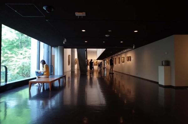 国立西洋美術館展示室