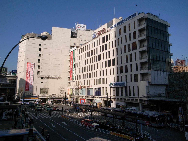 旧渋谷駅 坂倉準三