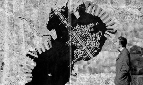 メタボリズム東京計画1960と丹下健三