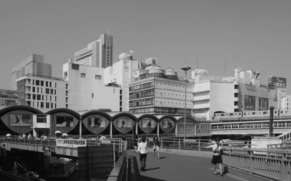 坂倉準三_渋谷駅ターミナル
