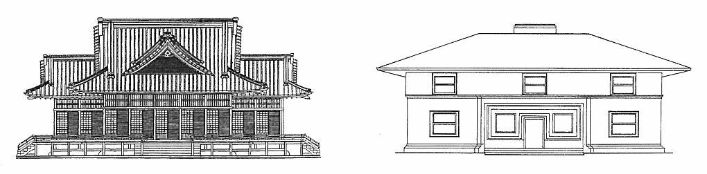 鳳凰堂vsウィンズロウ邸 デザインテレビスタンドのザイトガイストによるデザインストーリー