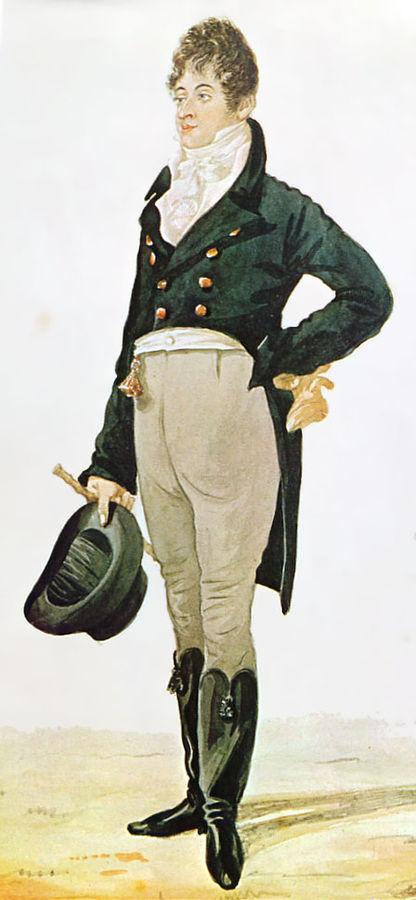 ボーブランメル Beau Brummell