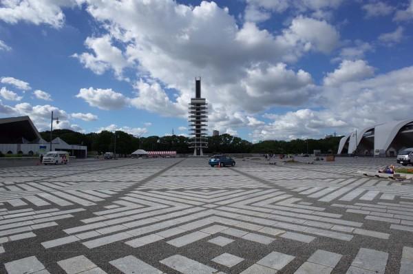 駒沢オリンピック公園 東京オリンピック