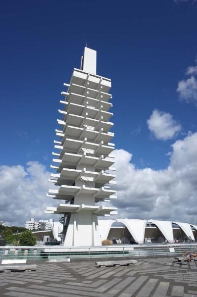 駒沢オリンピック公園オリンピック記念塔