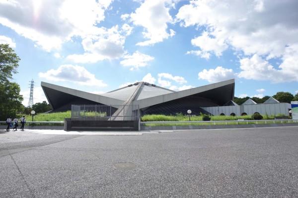 駒沢オリンピック公園体育館