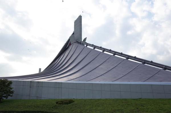 東京オリンピックとモダンデザインのレガシー代々木国立競技場