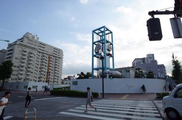 渋谷区 区庁舎 東京オリンピック