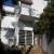 土浦亀城邸近景