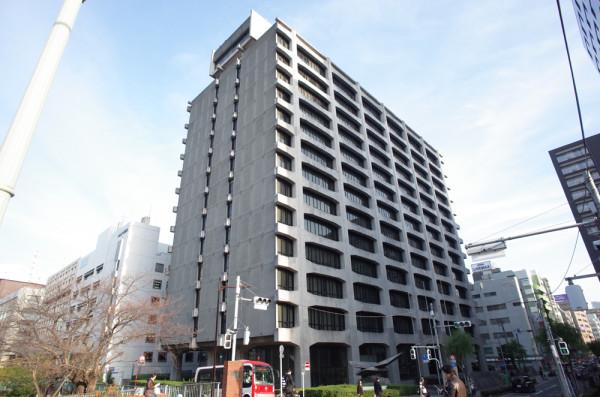 丹下健三 電通本社ビル