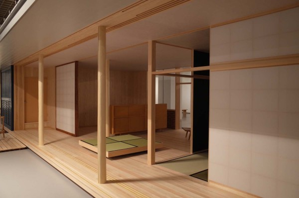 清家清 設計 斉藤助教授の家