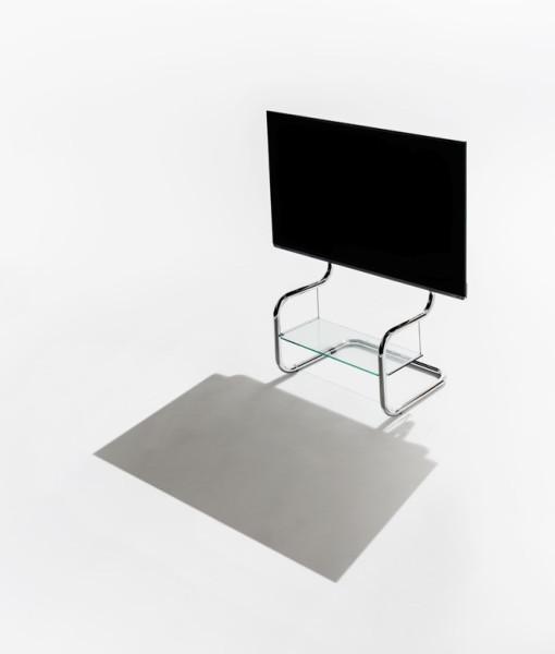 シンプルデザインのテレビ台FSMの写真