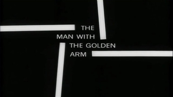 The Man With The Golden Arm  ソール・バス
