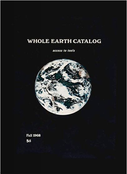 ホール・アース・カタログ Whole Earth Catalogue